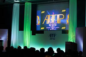 ATP賞授賞式