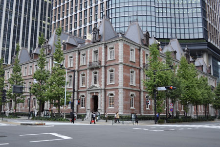 東京第一銀行本部