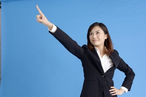 女性の就活生