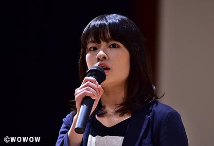 植田春菜プロデューサー