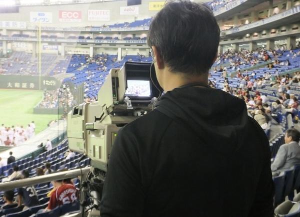 クロステレビビジョンカメラ