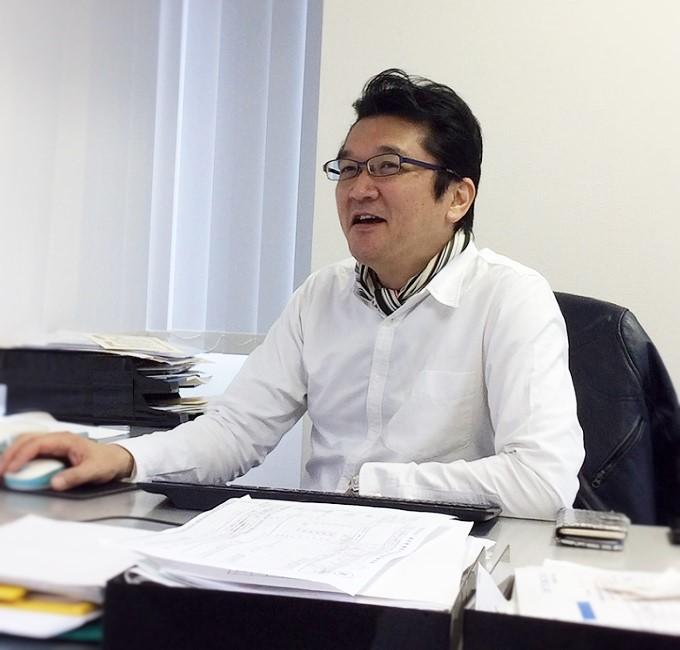 ディレクターズ東京 三井社長